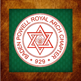 Baden Powell Royal Arch Chapter No. 929